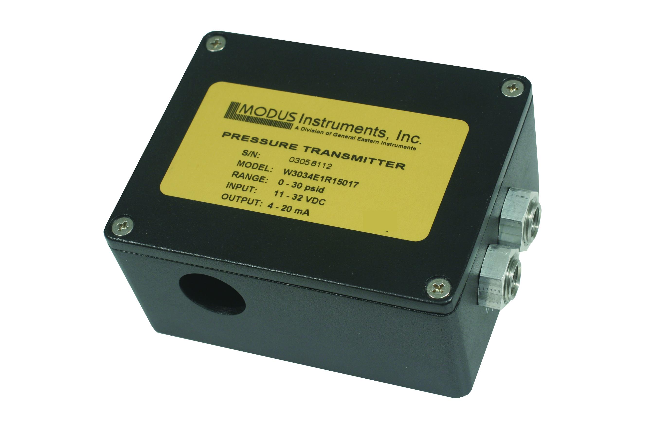 Modus Pressure Transmitter W Series