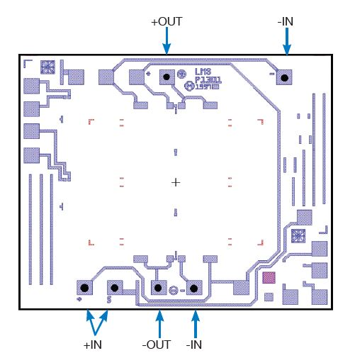 NovaSensor P1301 | Low Pressure Sensor Die