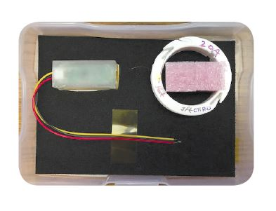 NovaSensor P330W Eval Kit | Absolute Catheter Pressure Sensor Evaluation Kit
