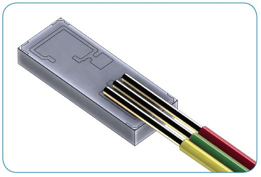 NovaSensor P330W | Absolute Pressure Sensor 1F