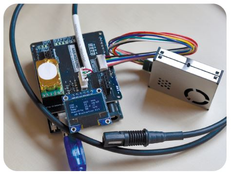 Telaire AAS-LDS-UNO | PM2.5 Air Quality Evaluation Board