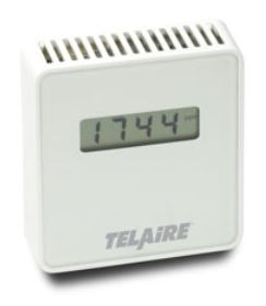 Telaire T8000 Ventostat | Wall Mount CO2, Humidity & Temperature Transmitters