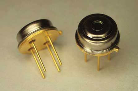 Thermometrics Infrared (IR) Sensors | ZTP-135