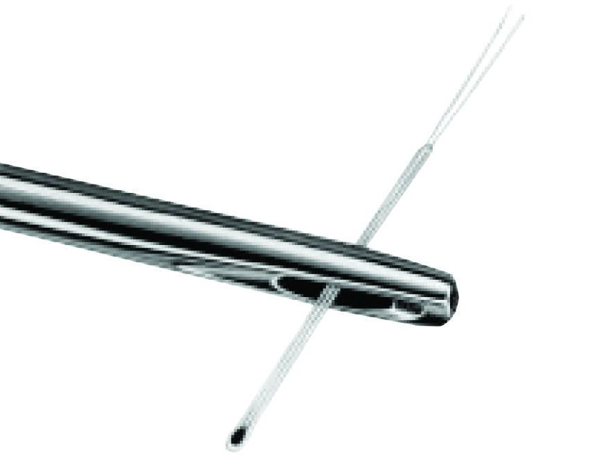 Thermometrics NTC Thermistors   Glass HTP Series - High Temperature Probe