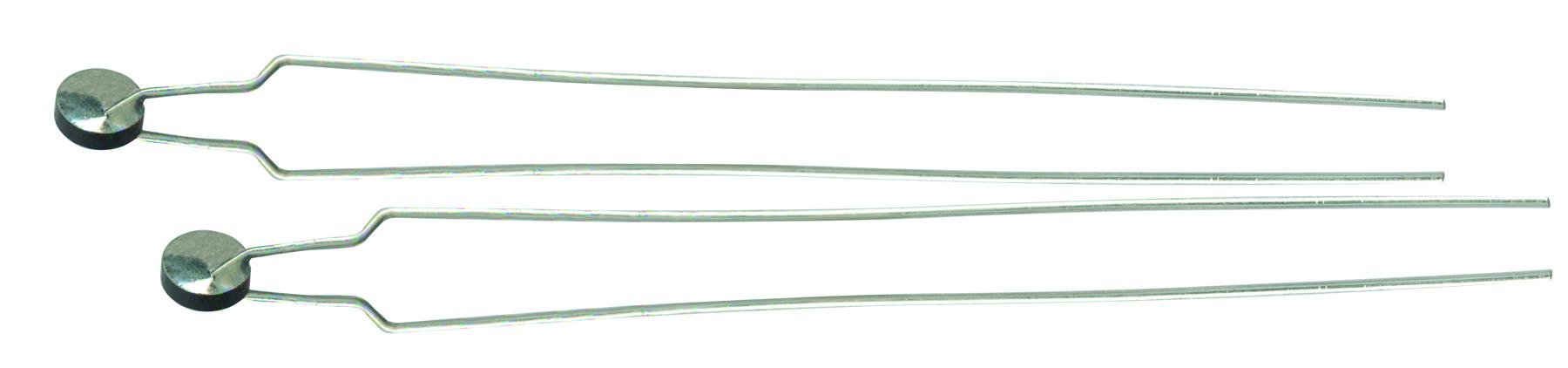 Thermometrics NTC Thermistors | Radial Lead Type RL10
