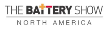 The Battery Show - Sept 14-16, 2021