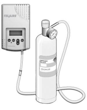 Telaire T2076NG | Calibration Kit